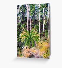 Cycads - outback paradise Greeting Card