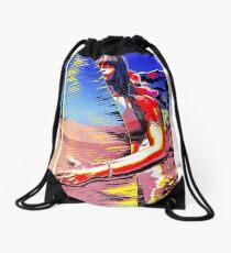 Fata Morgana Drawstring Bag