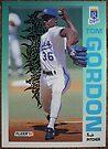104 - Tom Gordon by Foob's Baseball Cards