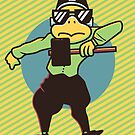 MC Hammer Bro by strangethingsA