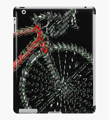 bike net iPad Case/Skin