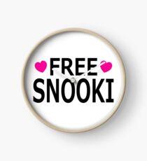 Free Snooki Clock