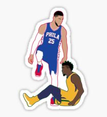 Rookie Of The Year x The Stepover Sticker
