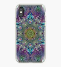 Crystalline Reflections 12 iPhone Case