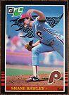115 - Shane Rawley by Foob's Baseball Cards