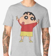Shin chan for President Men's Premium T-Shirt