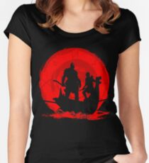 God of War 4 Women's Fitted Scoop T-Shirt