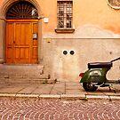 Scenes in Parma by Rae Tucker