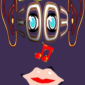 Radio Head Design by muz2142