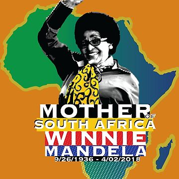 Mother of South Africa by GOE98