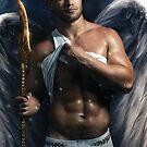 Archangel Gabriel by dreamonix
