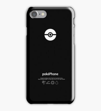 pokéPhone iPhone Case/Skin