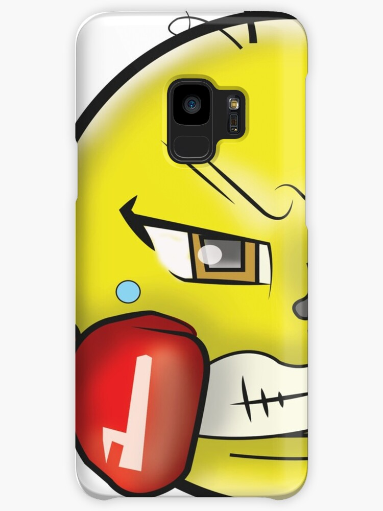 boxing fighter emoji w gloves cases skins for samsung galaxy by