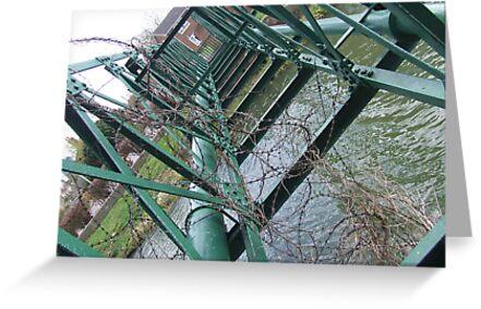 Green Bridge 2 by Matt Roberts