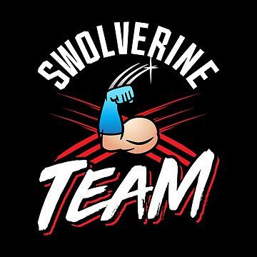 Swolverine Team by brogressproject