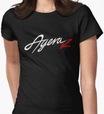Koenigsegg Agera R  Women's Fitted T-Shirt
