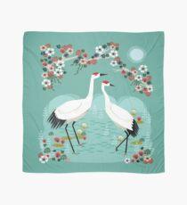 Cranes by Andrea Lauren Scarf