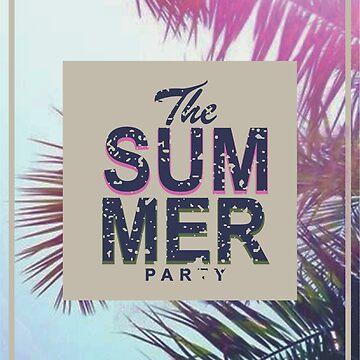 THE SUMMER PARTY by Shreekumar