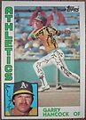 172 - Garry Hancock by Foob's Baseball Cards