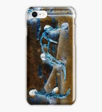 the ascent of man iPhone Case/Skin