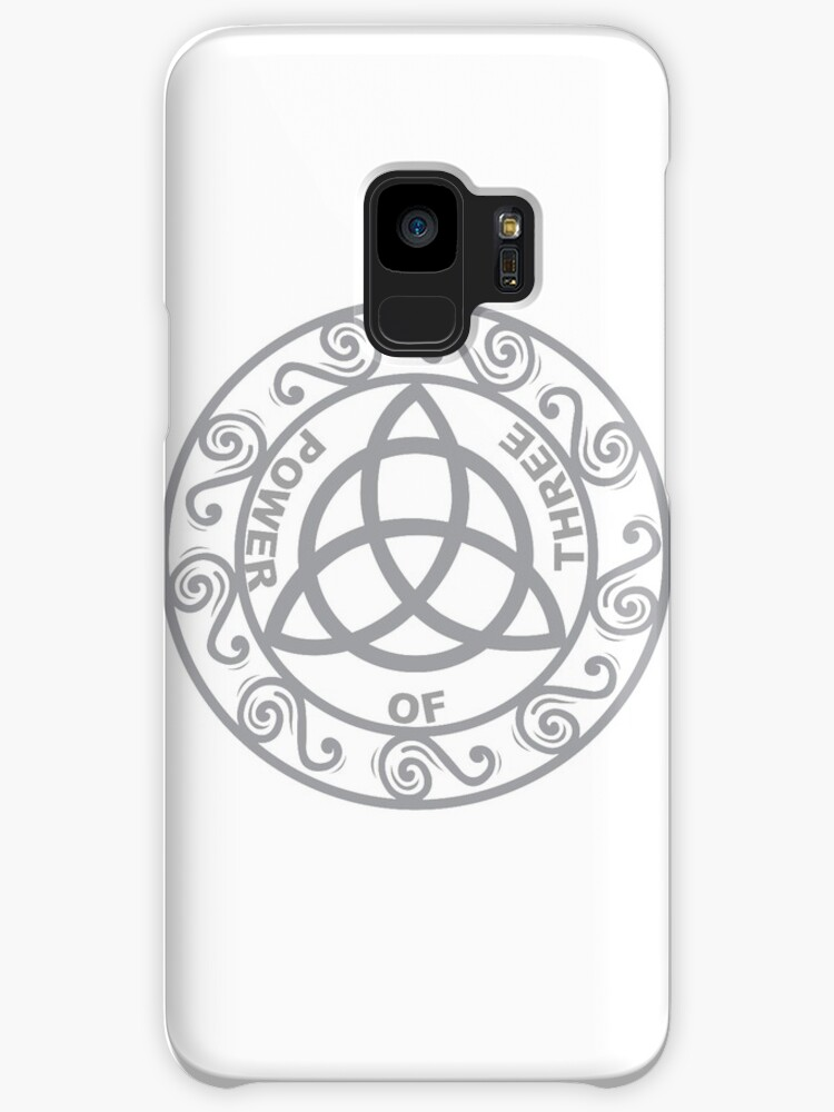 Ancient Power Of 3 Symbol Cases Skins For Samsung Galaxy By