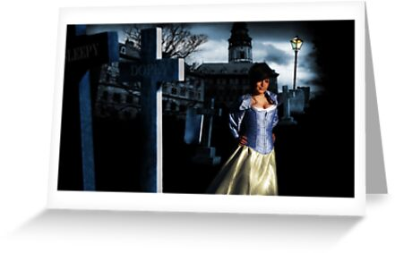 I used to be Snow White but I drifted...! by Dave Hiskey