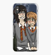 Padfoot and Moony Phone Case iPhone Case/Skin