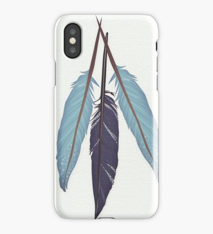 If I had wings iPhone Case