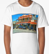 Country pub @ Strathalbyn Long T-Shirt