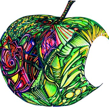 APPLE NOT ONLY FOR MAN by thedoorproject