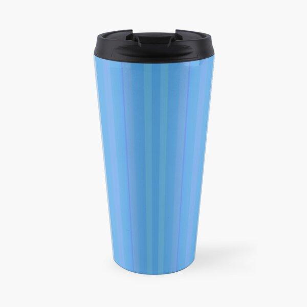 Forget Me Not Blue Travel Mug