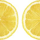 Lemon halves by 6hands