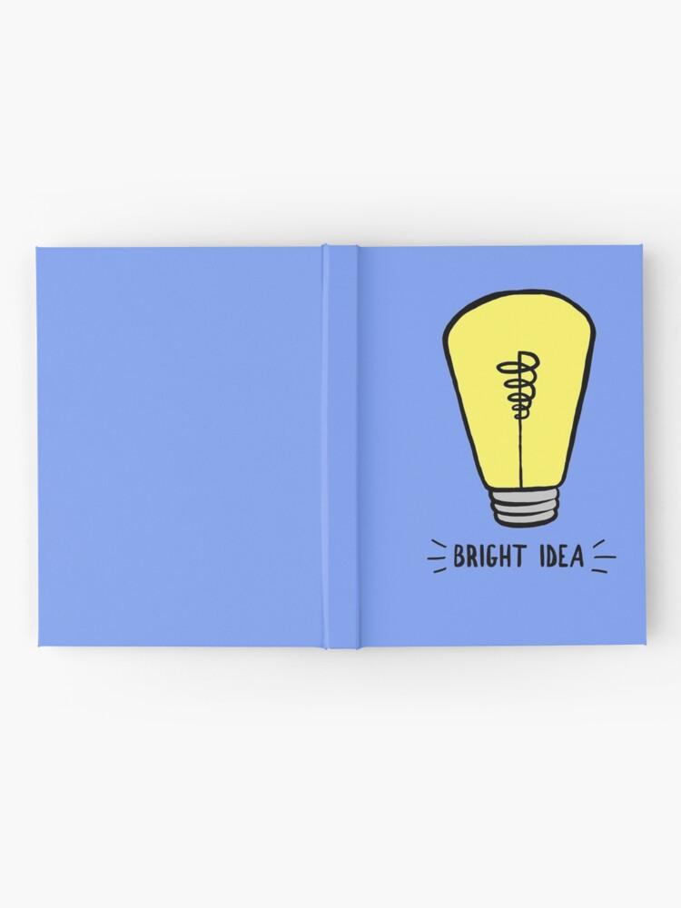 Alternative Ansicht von Gute Idee Notizbuch