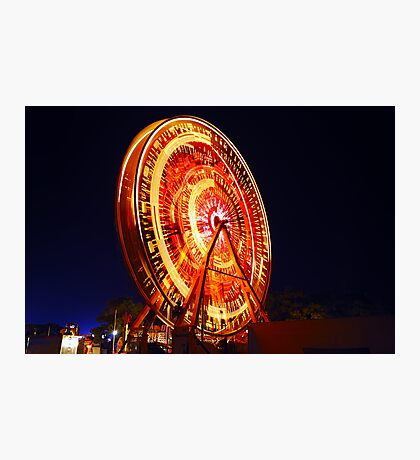 Its What Carny People Do Photographic Print