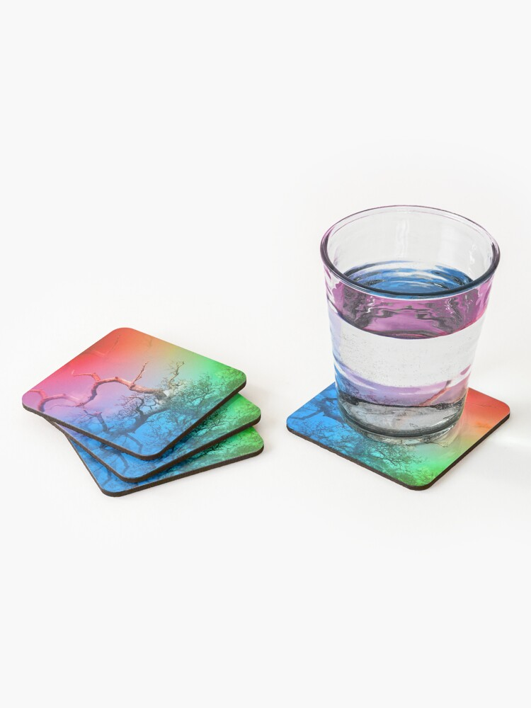Alternate view of 58 Coasters (Set of 4)