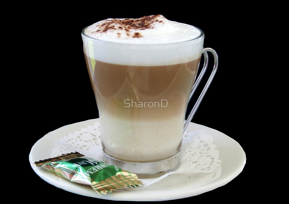 Latte by SharonD
