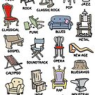 musical chairs by WrongHands