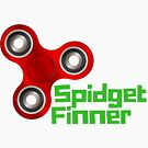 Spidget Finner by Castiel Gutierrez