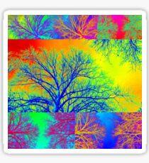 Tree Designs Sticker