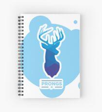 Prong Spiral Notebook