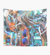 I Can Make You Slip - Design 1 Wall Tapestry