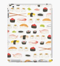 Vinilo o funda para iPad Patrón de Sushi dulce