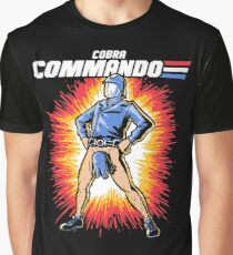 Cobra Commando Graphic T-Shirt