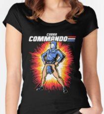 Cobra Commando Women's Fitted Scoop T-Shirt