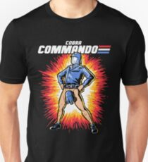 Cobra Commando Unisex T-Shirt