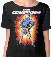 Cobra Commando Chiffon Top