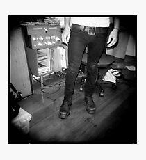 Legs 11 Photographic Print