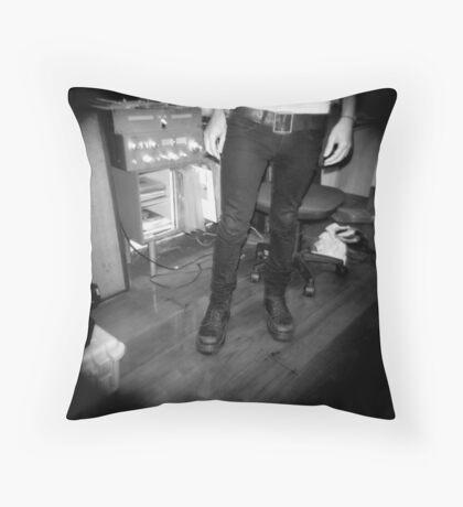 Legs 11 Throw Pillow