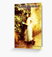 Secret Gardens Greeting Card
