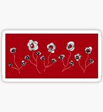 Ranunculus Sticker